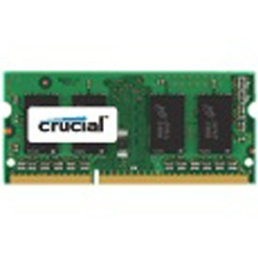 4GB DDR3L 1600 MT/s (PC3L-12800) CL11 Crucial SODIMM 204pin 1.35V/1.5V