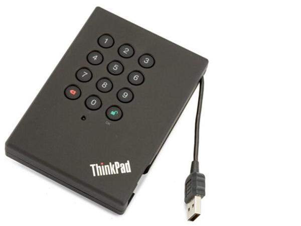 Lenovo Think Pad USB 3.0 2TB Secure HDD
