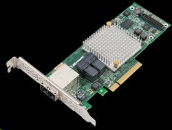 Adaptec ASR-8885, 16-portový 12Gb/s SASII/SATA 1GB RAID 0, 1,5,6 PCI-ex 3.0