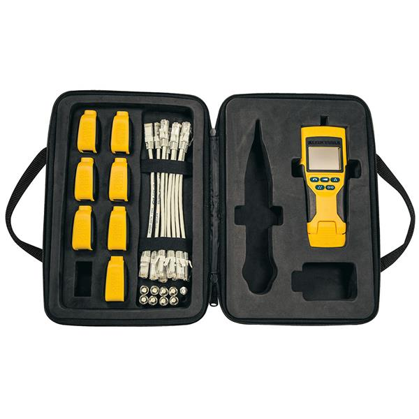 KLEIN TOOLS LAN tester VDV Scout® Pro 2 Tester and Test-n-Map Remote Kit