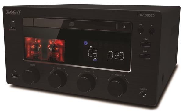 Taga Harmony HTR-1000CD, stereo CD reciever