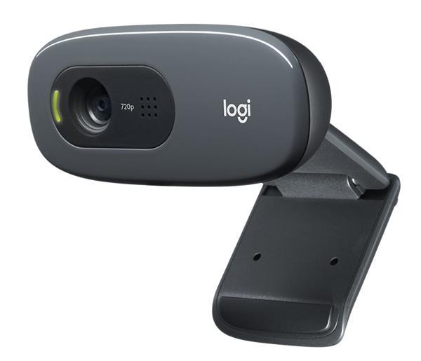 Logitech® HD Webcam C270 - USB - EMEA