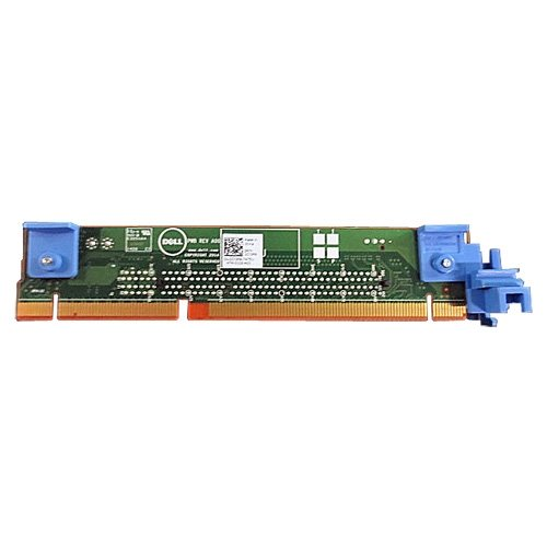 R630 PCIe Riser for up to 2 x16 PCIe Slots for x8 2 PCIe Chassis with 2 ProcessorsCusKit