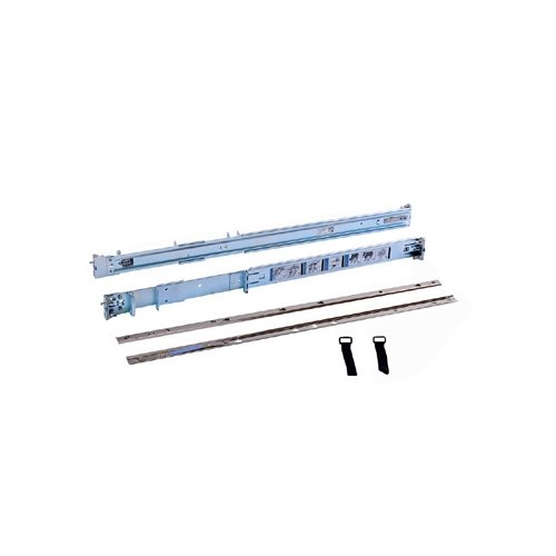 1U/2U Static Rails for 2-Post and 4-Post RacksShortCustomer Kit