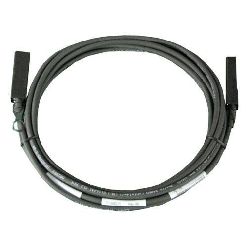 Dell NetworkingCable SFP+ to SFP+ 10GbE Twinax Direct Attach Cable for Cisco FEX B22 5mCusKit