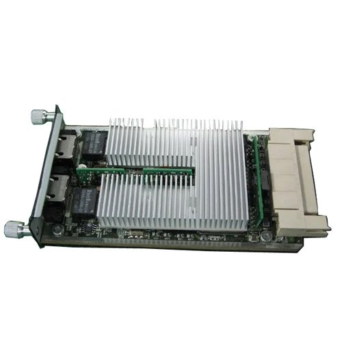 10GBase-T Module for N3000 Series 2x 10GBase-T Ports (RJ45 for Cat6 or higher) Customer Kit