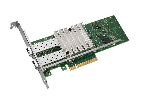 Intel X520 DP 10Gb DA/SFP+ Server Adapter - Kit