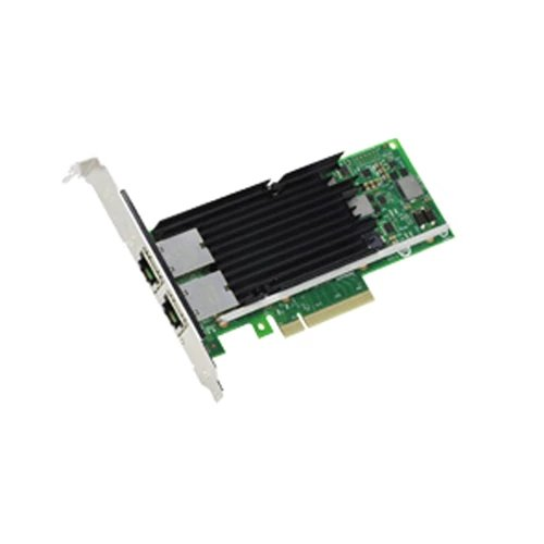 Intel Ethernet X540 DP 10GBASE-T Server Adapter Low Profile - Kit