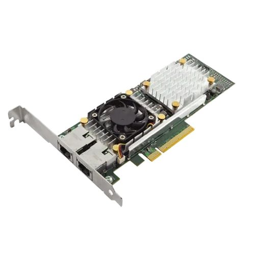 Broadcom 57810 DP 10Gb BT Converged Network Adapter Low Profile - Kit
