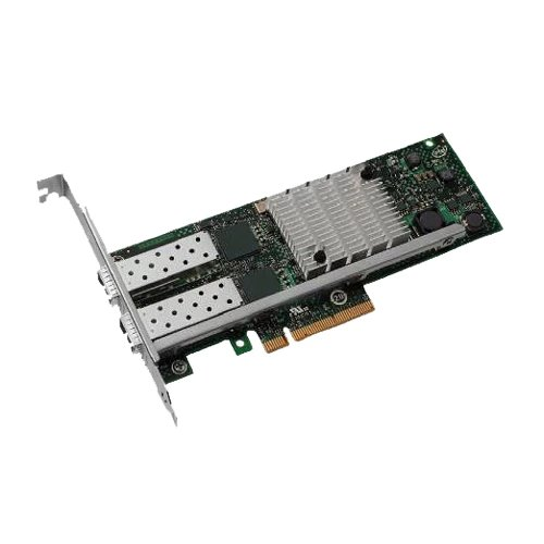 Intel X520 DP 10Gb DA/SFP+ Server AdapterFull HeightCusKit
