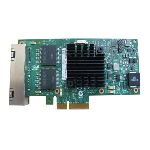 Intel Ethernet I350 QP 1Gb Server AdapterFull HeightCusKit