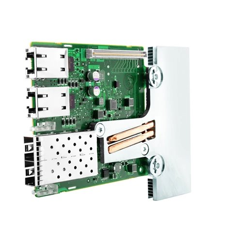 QLogic 57800 2x10Gb DA/SFP+ + 2x1Gb BT Network Daughter CardCusKit