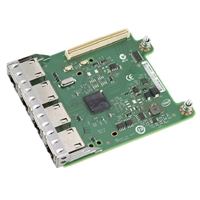 Broadcom 5720 1Gb Quad Port KR Blade Network Daughter CardCustomer Kit