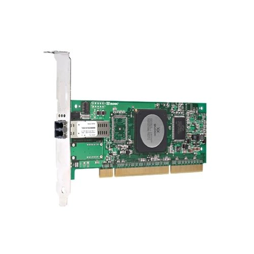 QLogic 2560 Single Channel 8Gb Optical Fibre Channel HBA PCIe Low Profile - Kit