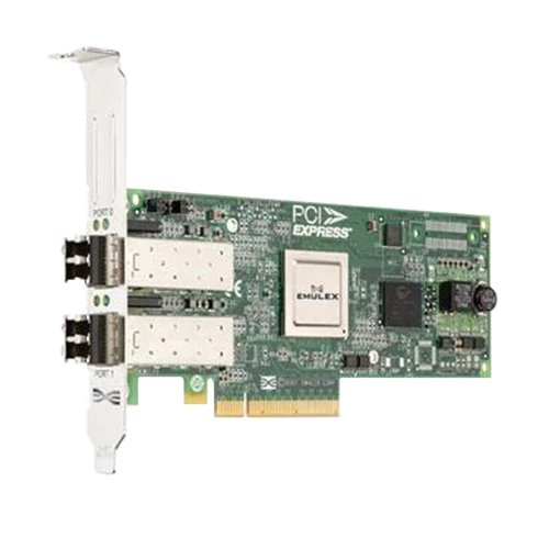 Emulex LPE12002 Dual Port 8Gb Fibre Channel HBA - Kit