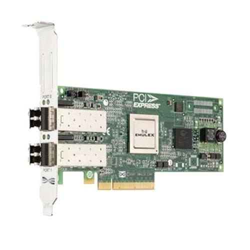 Emulex LPE12002 Dual Port 8Gb Fibre Channel HBA - Kit