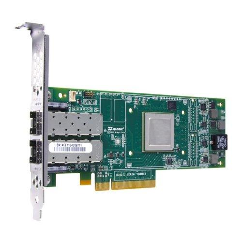 Qlogic 2662 Dual Port 16GB Fibre Channel HBAFull HeightCusKit