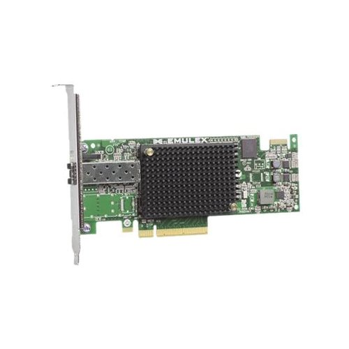 Emulex LPe16000B Single Port 16Gb Fibre Channel HBA Low Profile