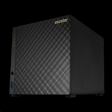 Asustor™ AS3204T 4x HDD NAS Intel Celeron 1.6GHz Quad Core 2GB DDR3L ,HDMI
