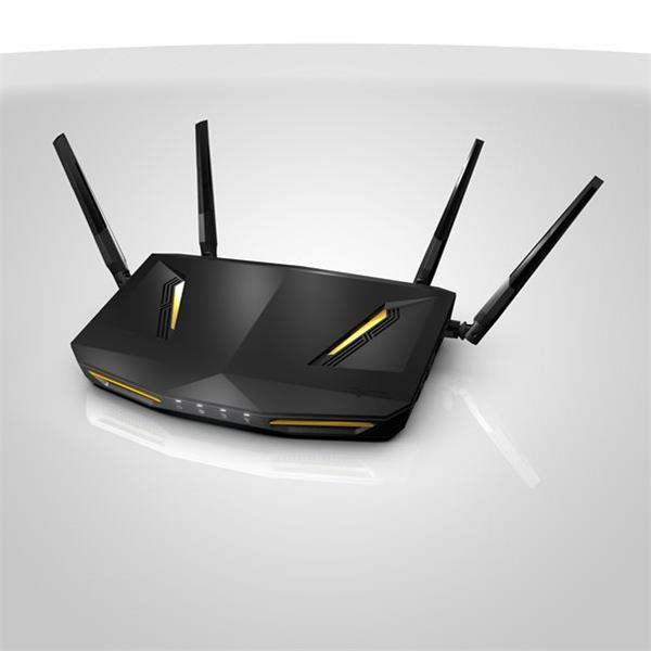 ZyXEL NBG6817 ARMOR Z2 Simultaneous Dual-Band MU-MIMO Wireless AC2600 Media Router, 802.11ac (800Mbps/2.4GHz+1733Mbps/5G