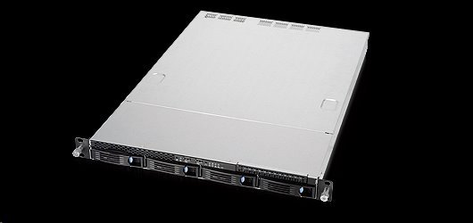 ASUS Server barebone P10S-M-DC soc.1151 C232 DDR4 uATX 2x M.2 SSD 2x GL 4x hot-swap SATA 400WSingle 1U rack