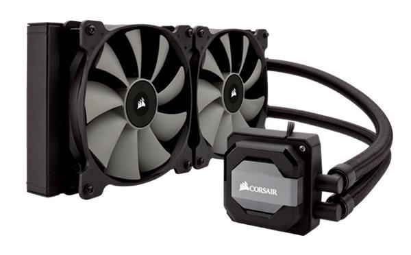 Corsair bezúdržbové vodné chladenie Hydro Series H110i Extreme Performance Liquid CPU Cooler