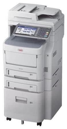 OKI MC760dnvfax farebna MFP A4 28-28str/min, 2GB RAM, COPY, SCAN, HDD, DUPLEX, FAX , zasobnik