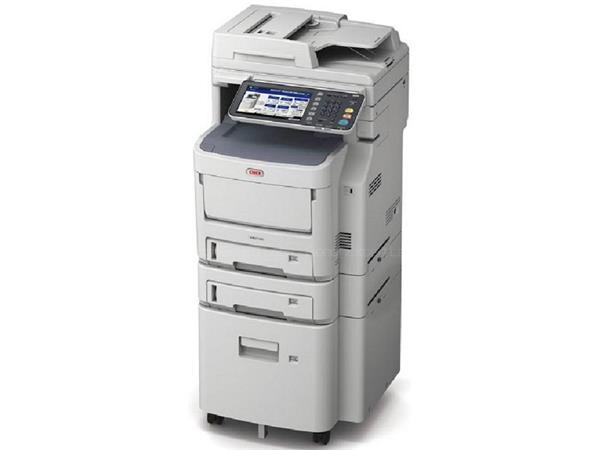 OKI MC770dnvfax farebna MFP A4 36-34str/min, 2GB RAM, COPY, SCAN, HDD, DUPLEX, FAX , Zasobnik