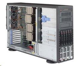 Supermicro Server SYS-8048B-TR4F 4x LGA2011-3 (Xeon E7-4800 v3/v4,E7-8800 v3/v4), 5x HS 3,5