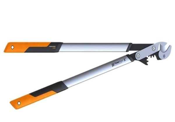 FISKARS Nožnice na silné konáre jednočepelové Steel L PowerGearX