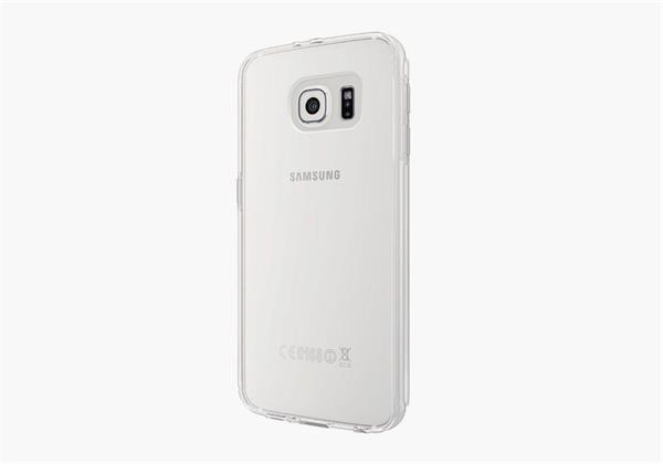 Cygnett, obal AeroShield Crystal pre Samsung Galaxy S6 Edge, priehľadný