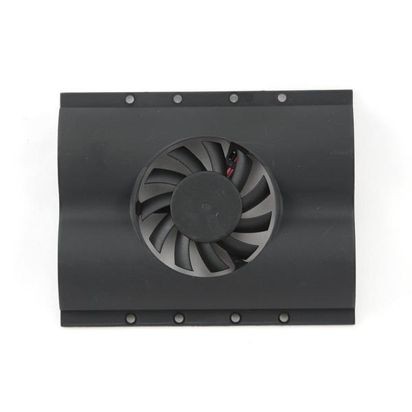 HDD chladič HD-A2 1x fan čierny