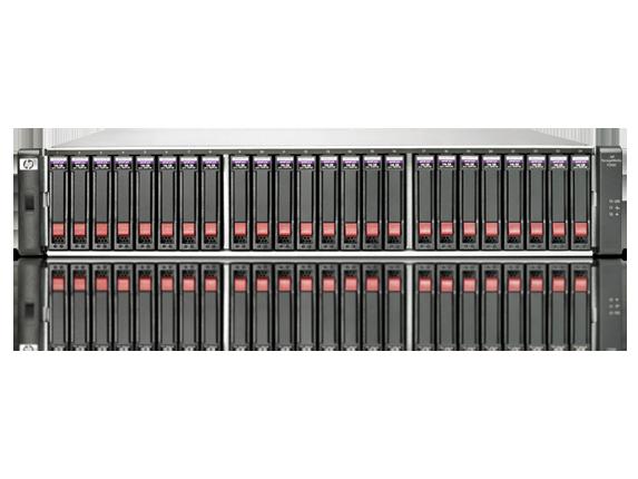 HP MSA 1040 1Gb iSCSI 4x600 Bndl/TVlite