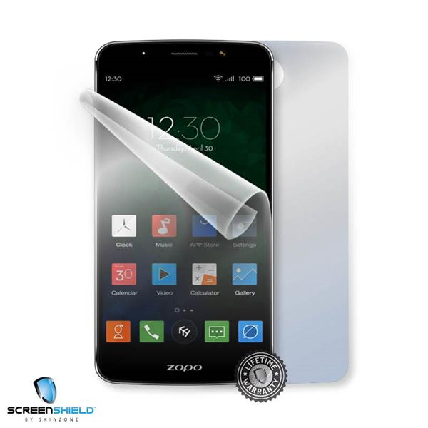 ScreenShield Zopo Speed 7 ZP951 - Film for display + body protection