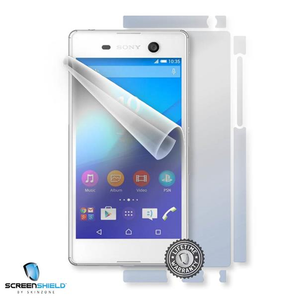 ScreenShield Sony Xperia M5 E5603 - Film for display + body protection