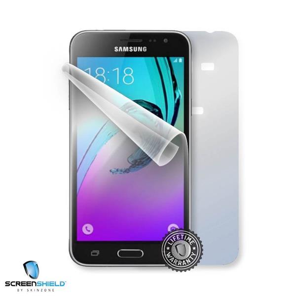 ScreenShield Samsung J320 Galaxy J3 (2016) - Film for display + body protection