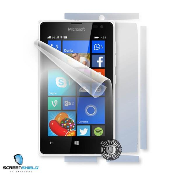 ScreenShield Microsoft Lumia 435 RM-1071 - Film for display + body protection