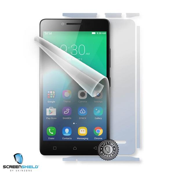 ScreenShield Lenovo A6010 - Film for display + body protection