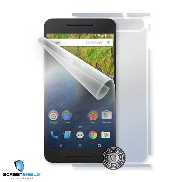 ScreenShield Huawei Nexus 6P H1512 - Film for display + body protection
