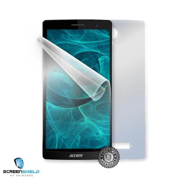 ScreenShield ACCENT Speed X1 - Film for display + body protection