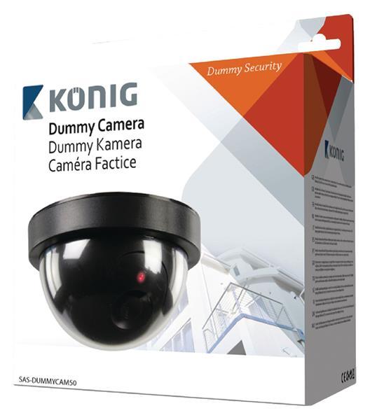 König Atrapa interiérovej kamery