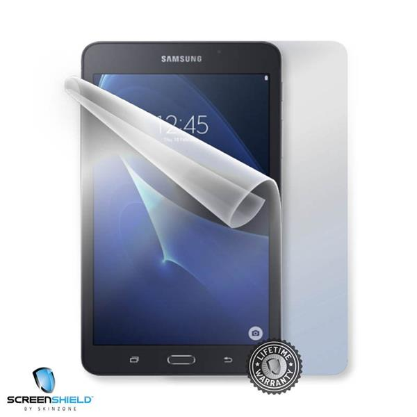 ScreenShield Samsung T285 Galaxy Tab A (2016) - Film for display + body protection