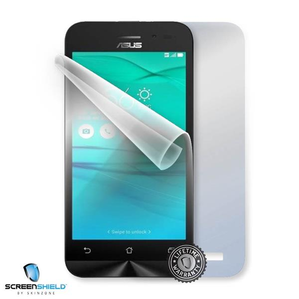 ScreenShield Asus GO ZB452KG - Film for display + body protection