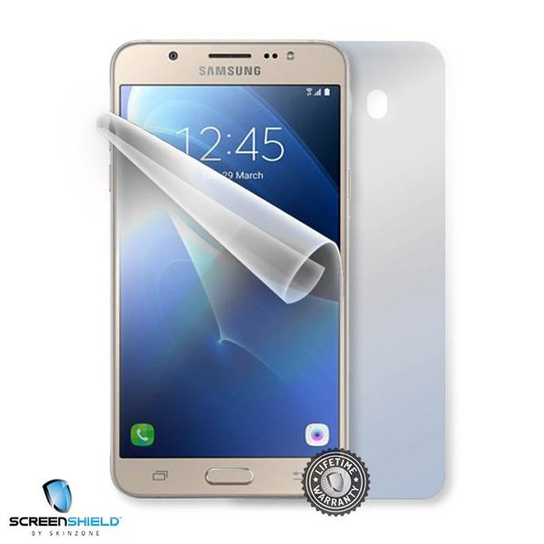 ScreenShield Samsung J710 Galaxy (2016) - Film for display + body protection