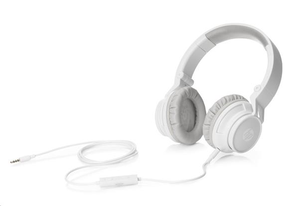 HP Stereo Headphone H3100 - White