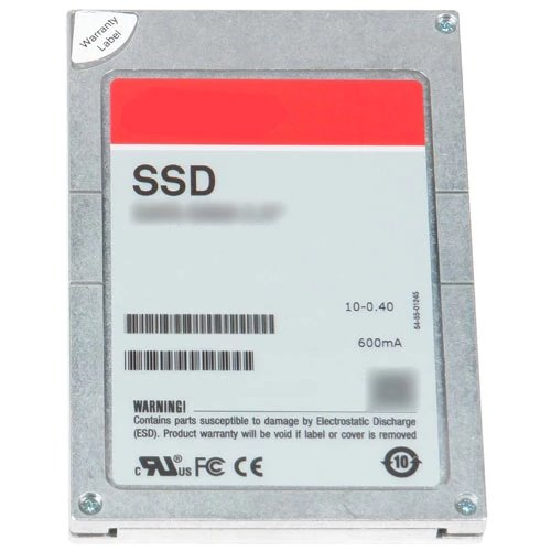 1.92TB Solid State Drive SAS Read Intensive MLC 12Gbps 2.5in Hot-plug Drive, PX04SR, CusKit