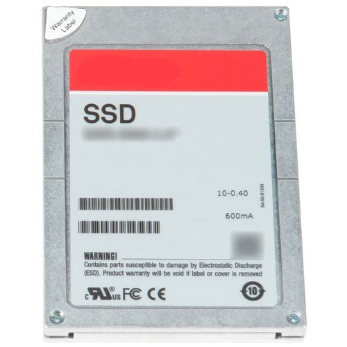 3.84TB Solid State Drive SAS Read Intensive MLC 12Gbps 2.5in Hot-Plug Drive, PX04SR, CK