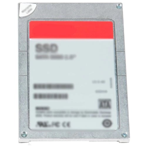 960GB Solid State Drive SAS Read Intensive MLC 12Gbps 2.5in Hot-plug Drive, PX04SR, CusKit