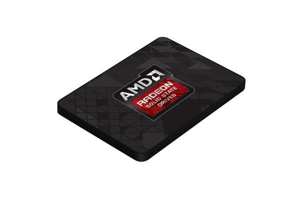 """AMD Radeon R3 SATA III 960GB SSD, 2.5"""" 7mm, SATA 6 Gbit/s, Read/Write: 510 MB/s / 450 MB/s, Random Read/Write IOPS 82K/2"""