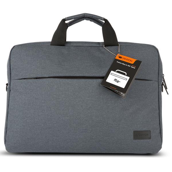 Canyon CNE-CB5G4, elegantná taška na notebook do veľkosti 15.6